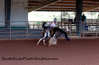 BarrelRacing NBHA District3 CaneyCreek 11-5-2016 Under10 and Senior